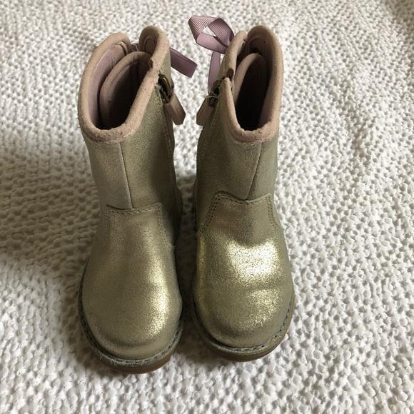 UGG Other - NWOT UGG Corene Metallic Boots